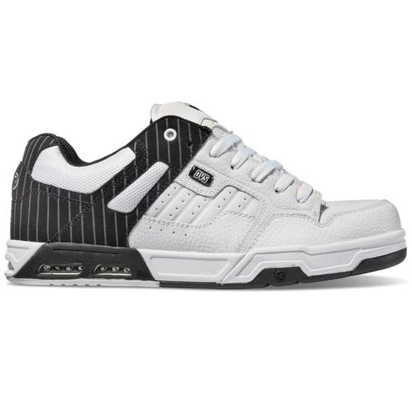 DVS Enduro Heir WhiteBlack Skateboard Shoes Men's